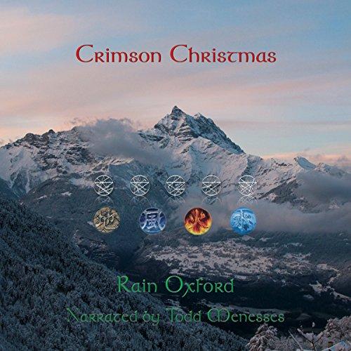 Crimson Christmas cover art