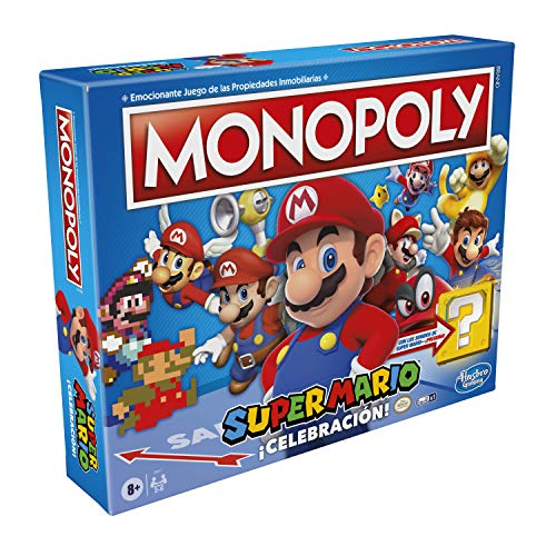 Hasbro Super Mario Bros: Monopoly