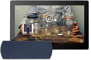 Fresh 'n Rebel RockBox Portable Bluetooth Speaker, Curve, Blue