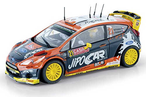 Scalextric A10216S300 - Ford Fiesta RS WRC Jipocar Rally Mon