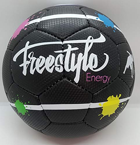 Freestyle Energy Balloon Black Energy - Fußball - Freestyle Football