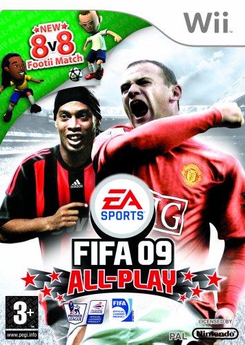 FIFA 09 All-Play (Wii) [Importación inglesa]