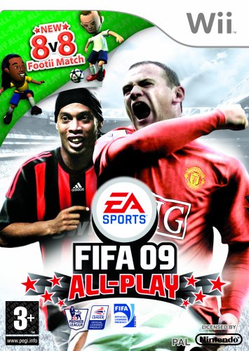 FIFA 09 All-Play [Wii] [Edizione: Regno Unito]