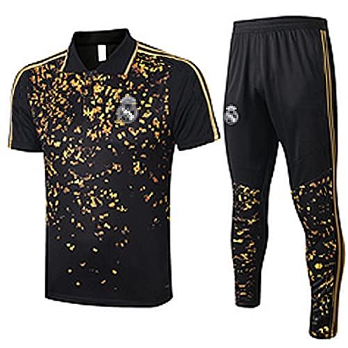 2021 Juego de Jersey de fútbol Rěǎl MǎDRǐD ZǐDǎNě Camiseta para Hombre Casual Sportswear Fútbol Traje de Entrenamiento de fútbol Uniformes Profesional Uniformes Fan S