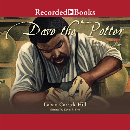 Dave the Potter audiobook cover art