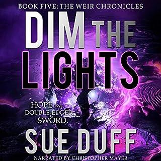Dim the Lights audiobook cover art