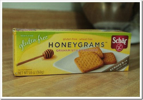 Schar Honeygrams Gluten Free -- 5.6 oz Each / Pack of 2
