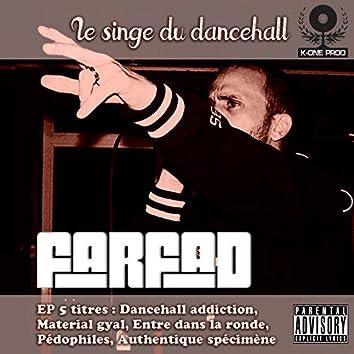 Le singe du dancehall #1