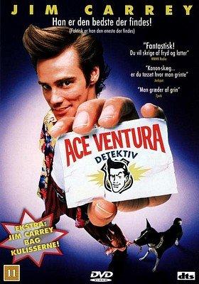 Ace Ventura - Pet Detective (Region 2) (Import)