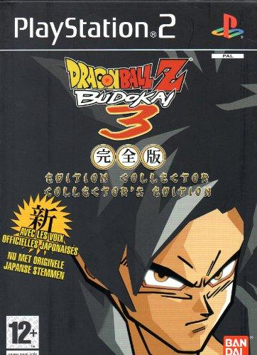 Dragon Ball Z Budokai 3 - édition collector