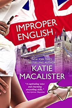 Improper English by [Katie MacAlister]
