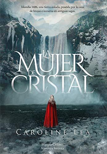La mujer de cristal (HarperCollins)