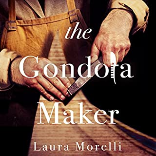 The Gondola Maker                   By:                                                                                                                                 Laura Morelli                               Narrated by:                                                                                                                                 Edoardo Camponeschi                      Length: 8 hrs and 14 mins     19 ratings     Overall 4.3