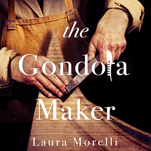 The Gondola Maker audiobook cover art