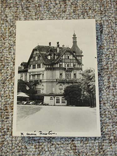 AK Gaststätte, Hotel und Kaffee Jägerhaus (Karlsbad) Nr. 08904