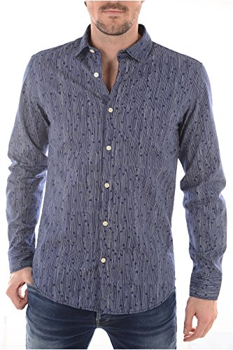 SELECTED Chemises casual - ONEVIC SHIRT LS - HOMME - M