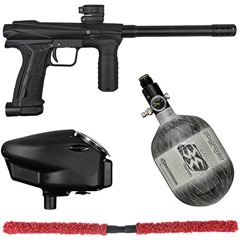 Action Village Planet Eclipse EMEK 100 (PAL Enabled) Competition Paintball Gun Package Kit (Tank Size: 48/4500)