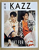 KAZZmagazine165 vol.13 2gether brightwin