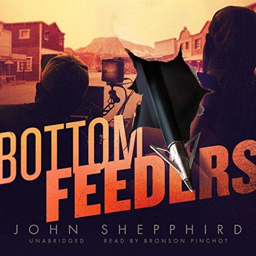 Bottom Feeders audiobook cover art