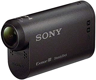 Sony HDR-AS15 1080p Full HD Flash Memory Action Video Camera - WiFi, Waterproof Housing, Black