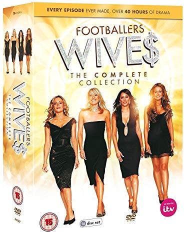 Footballers' Wives - The Complete Collection [DVD] [UK Import]