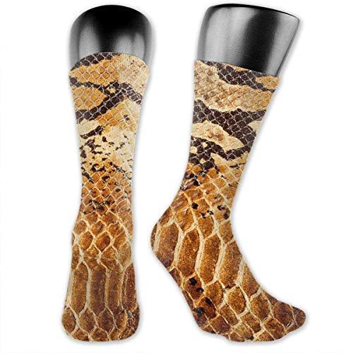 Inner-shop Mujeres hombres pasamontañas Bandana suave transpirable alto tobillo calcetines de algodón casuales más gruesos por debajo de la rodilla calcetines cómodos