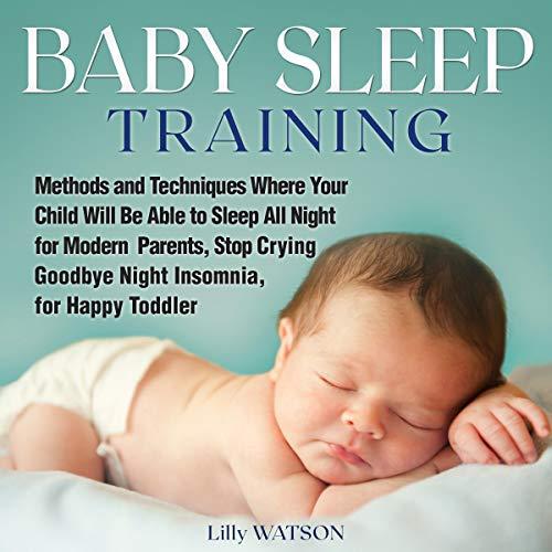 Baby Sleep Training Titelbild