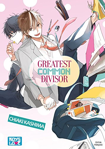 Greatest Common Divisor - Livre (Manga) - Yaoi