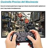 Zoom IMG-2 culeedtec controller wireless compatibile con