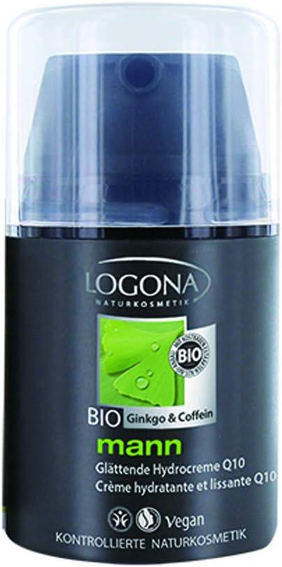 Logona Hydrocream Q10 Mann 50Ml. 50 ml