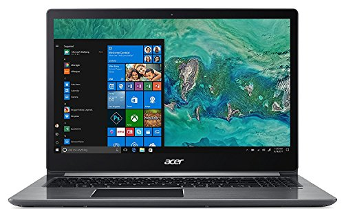 Acer Swift 3 SF315-41G-R6MP Laptop, 15.6' Full HD IPS Display, AMD Ryzen 7 2700U, AMD Radeon RX 540...