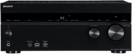 Sony STR-DN1040 7.2-Channel Network A/V Receiver (Built-in Wi-fi & Bluetooth)