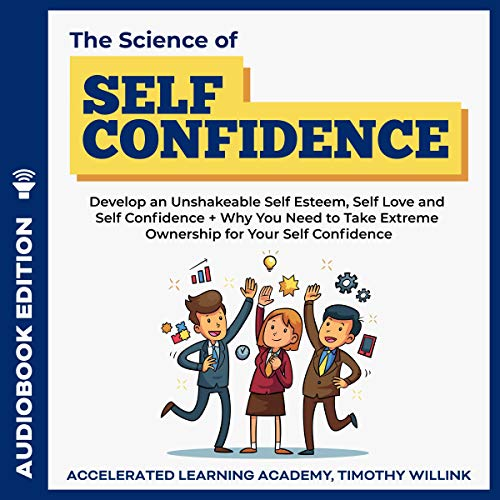 The Science of Self Confidence Titelbild