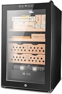 Humidors Intelligent elektronisk cigarrskåp konstant temperatur och fuktighet hushåll cigarr luftfuktningsskåp cigarrlåda ...