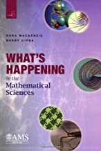 What's Happening in the Mathematical Sciences, Volume 6