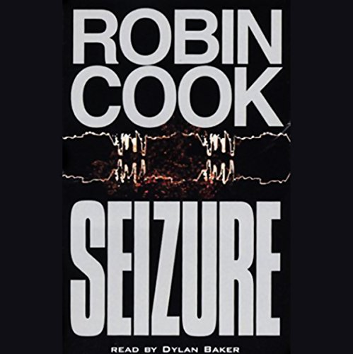 Seizure audiobook cover art