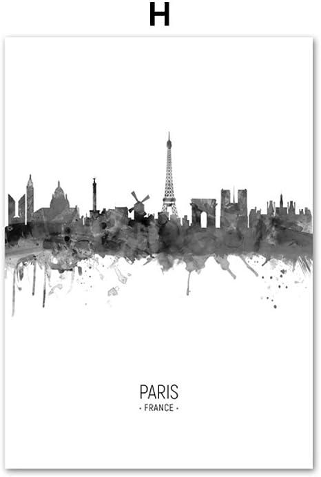 LiMengQi París, Ciudad, Mapa,Roma, Londres, Tokyo, Nueva ...
