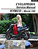 Kymco Movie 150 Scooter Service Manual (English Edition)