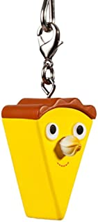 Kidrobot Yummy World Fresh Friends Figure Keychain - Lemon Meringue Pie