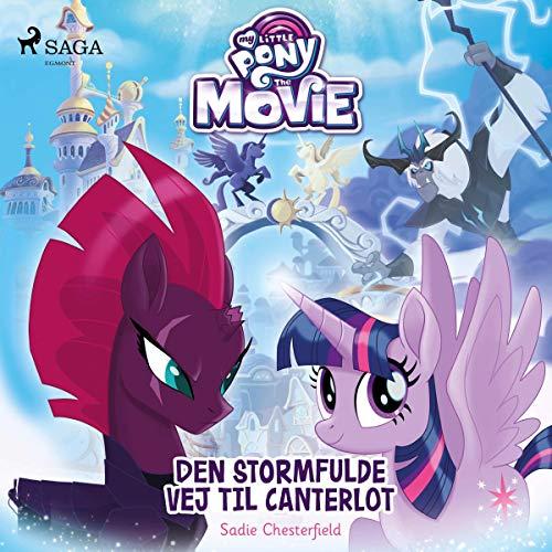 Den stormfulde vej til Canterlot cover art
