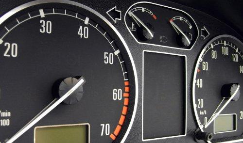 Schwarz f/ür 5 Series F10 F18 Klimaanlage Fydun Auto-Panel rechts am Armaturenbrett L/üftungsschlitz