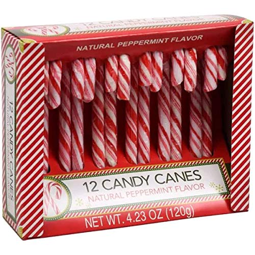 Greenbrier (1) Box Candy Canes