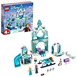 LEGO Disney Anna and Elsa's Frozen Wonderland 43194 Building Kit; A Cool Construction Toy That Boosts Creative Fun; New 2021 (154 Pieces)