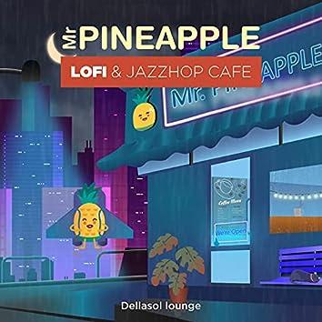 Mr Pineapple Head Lofi and Jazzhop Cafe
