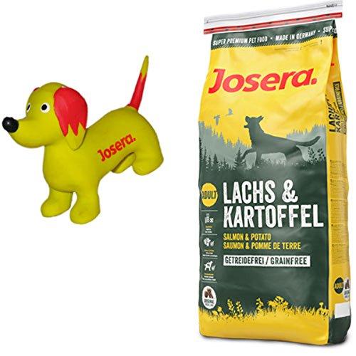 Josera 15 kg Lachs & Kartoffel Seppl