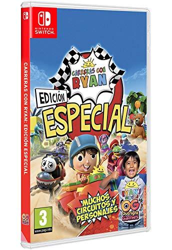 Carreras Con Ryan - Edición Especial