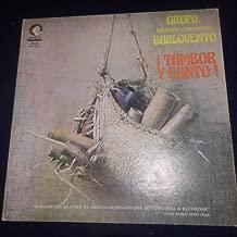 Grupo Folklorico Experimental Barlovento - Tambor y Canto (Cacique // Vinyl)