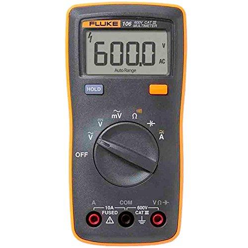 Fluke - Fluke-106 Esp Fluke-106 Palm-sized Digital Multimeter