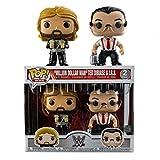 Good Buy Funko Pop WWE : Million Dollar Man Ted DiBiase &LRS 3.75inch Vinyl Gift for Professional Wrestling Fans Figure