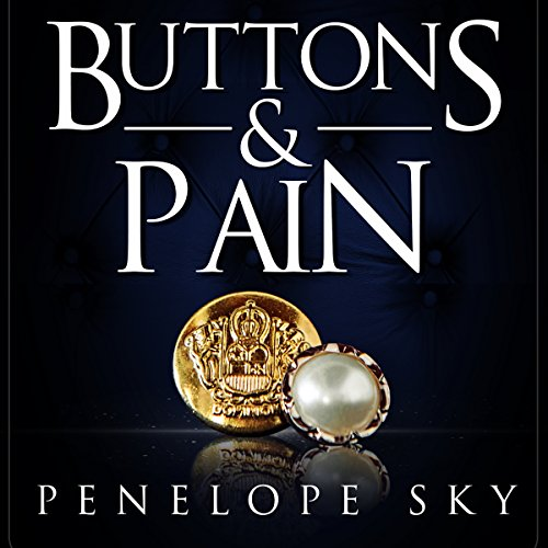 Buttons and Pain audiobook cover art
